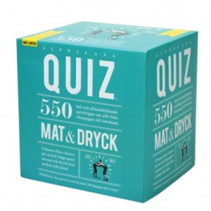 Jippijaja Quiz Mat & Dryck